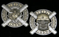 MOS 0352 ANTITANK ASSAULT GUIDED MISSILEMAN CHALLENGE COIN US MARINES PIN UP WOW