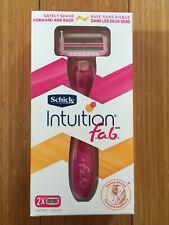 New Schick Intuition Fab Razor