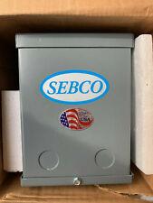 Sebco 1105-24-2 300 Watt 277V X 24V Tranformer Class 2 Distribution System