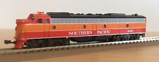 Kato N Scale 176-282 E8/9A SP Daylight Locomotive #6053 As New. OB.DCC Ready