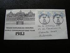 ETATS-UNIS - enveloppe 1983 (cy62) united states