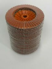 Walter 06A452 Enduro-Flex Turbo Abrasive Flap Disc SPIN ON [Pack of 10] - 36/60