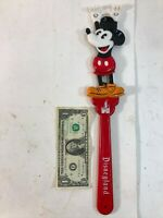 "Vintage 1970's WALT DISNEY MICKEY MOUSE 16"" BACK SCRATCHER 16"" long"