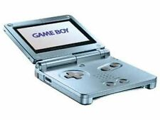 Nintendo Game Boy Advance SP Handheld Console - Pearl Blue