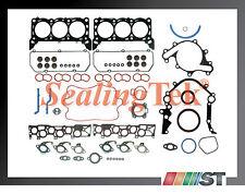 Fit 2001-04 Ford 4.2L OHV 256ci V6 Essex Engine Full Gasket Set motor seals kit
