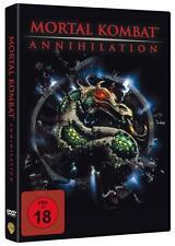 Mortal Kombat - Annihilation DVD Christopher Lambert Robin Shou Martial Arts RAR