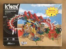 K'NEX K'nexosaurus Rex Building Set Battery Operated Motorised Dinosaur Age 7+