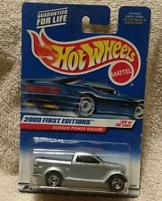 Hot Wheels 2000 First Editons Dodge Power Wagon Pick-Up 25/36