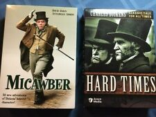 Hard Times (Dickens) & Micawber, 4 Region 1 DVDs.