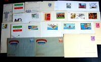 Repubblica - Cartoline Postali  - Lotto da 20  - 2a