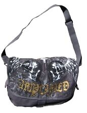 Canvas Bag AMPLIFIED Totenkopf HOLY SKULL Engel Army ViP Schulter Tasche Shopper