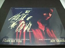 CD - THE HOUSE OF THE DEVIL - JEFF GRACE - LIMITED - SEALED - SWEDEN