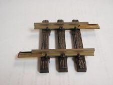 LGB 1007 BRASS 75MM STRAIGHT TRACK SECTION 1 PIECE EXTENSION G SCALE TRAINS