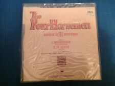The four Horsemen Rockin is ma business 12 inch vinyl picture disc