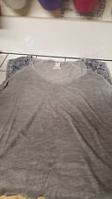 """TSHIRT FEMME  AVEC STRASS """" REPLAY """" TAILLE L"""