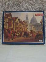 Vintage 1991 Waddingtons London England 500 Piece Jigsaw Puzzle 10775