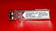 HP Finisar FTRJ8519P1BNL-H22.125 Gbps 1000Base-SX Multi-mode Fiber Short-Wave