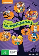 Nickelodeon Horror Halloween DVDs & Blu-ray Discs