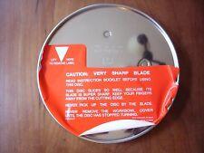 Cuisinart DLC-7 Blade 4mm slicing NEW