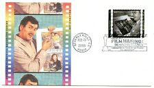 2003 FDC,AMERICAN FILMMAKING, 10 COVER COLLECTION