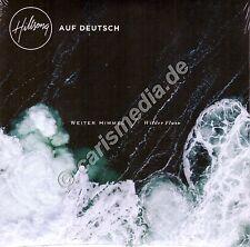 CD: HILLSONG AUF DEUTSCH - Weiter Himmel/Wilder Fluss - Worship - Lobpreis *NEU*