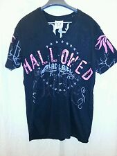 Blac Label Hallowed Be Thy Name Shirt Black Unholy Alliance XL EUC