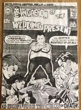 More details for 3x invasion of the wedding present fanzines summer 1988 april 1989 autumn 1990