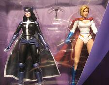 DC: NEW 52 POWERGIRL & HUNTRESS figure 2-pack - (batman/supergirl)