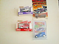 Temecula Hod Rod Run 4 car set-1995/96/01