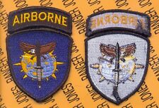 US Army Special Operations Command Pacific Airborne SOCPAC Proposed patch m/e