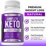 Complete Keto Pills 800mg Keto Complete Diet Pills BHB Ketones for Men Women