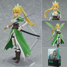 Anime Figma 314 - Sword Art Online SAO Leafa Action PVC Figure New No Box