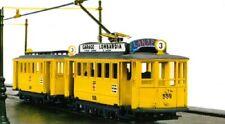 Insegne porta numero Tram Tramway 6420 RivaRossi scala H0, 1/87