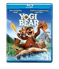 Yogi Bear - (Blu-ray)  Dan Aykroyd, Justin Timberlake