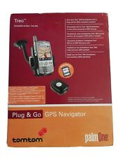 Palm PLUG AND GO Navigatore Tom-Tom GPS Kit-in COMPATIBILE PALM TREO 650