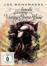 Joe Bonamassa-An Acoustic Evening at the Vienna Opera 2 DVD NUOVO