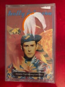 HOLLY JOHNSON DREAMS THAT MONEY CAN'T BUY CASSETTE ALBUM UNPLAYED SEALED HOLLY