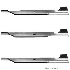 Hustler Mower Blades - 60'' - Raptor SD, FasTrak, X-One, Super Z -Side Discharge