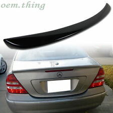 IN STOCK USA PAINTED MERCEDES BENZ W203 C-CLASS SEDAN A TRUNK SPOILER C230 #040