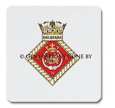 HMS DALRIADA COASTER