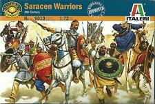 ITALERI 1:72 SOLDATINI XIth CENTURY SARACEN WARRIORS 23 FIGURE  ART 6010