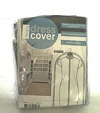 Ladies Hanging Dress Cover Garment protection Zippered Travel Clothes Dirt Free
