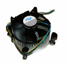 Intel D34017-002 Socket T LGA775 CPU Heatsink and Fan   4-Pin 12VDC 0.45A