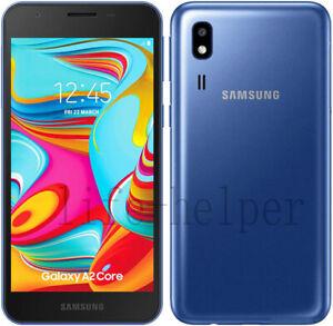 "Samsung Galaxy A2 Core SM-A260G/DS 5MP Dual SIM 5"" 8GB 1GB RAM Android Phone"