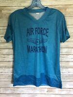 USAF Air Force Marathon 13.1 T-shirt Medium Running Wright Patterson AFB 2018