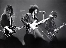 More details for thin lizzy phil lynott photo 1983 farewell gig unreleased unique image 12 inchs