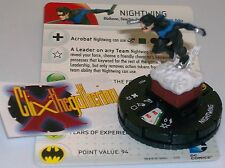 NIGHTWING #007 #7 DC 10th Anniversary Heroclix