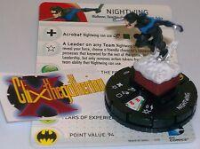 NIGHTWING #007 #7 DC 10th Anniversary Heroclix