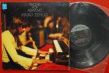 TIHOMIR POP ASANOVIC UGRIN TOPIC JAZZ ROCK 1974 MISPRINTED COVER EXYUGO LP N/MIN
