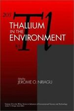 Thallium in the Environment, , Acceptable Book